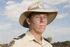 Senior Constable Josh Streeter