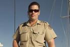 Probationary Constable Warwick Baldwin