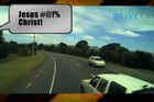 Truck cameras catch motorists overtaking when the road markings say it's unsafe to do so. Bus drivers put lives at risk at red lights. And shocking footage of red light runners.