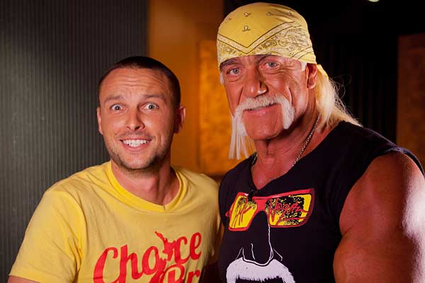 Getting to grips with Hulk Hogan