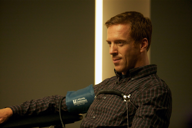 "Nick Brody (Damien Lewis) in ""The Good Soldier."""