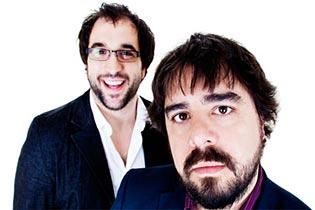 Ben Hurley & Steve Wrigley