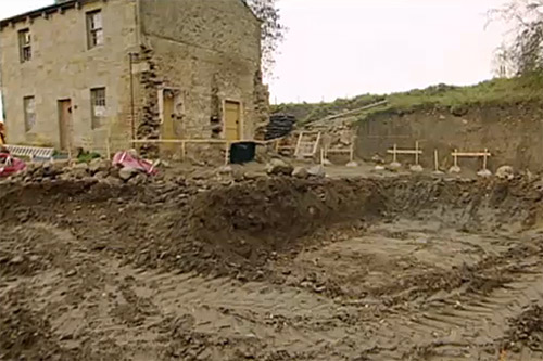 Grand Designs - The Derelict Mill Cottage.
