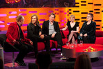 David Guetta, Hugh Grant, Joanna Page and Jo Brand on The Graham Norton Show