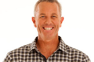 Mark Richardson The Block NZ Host