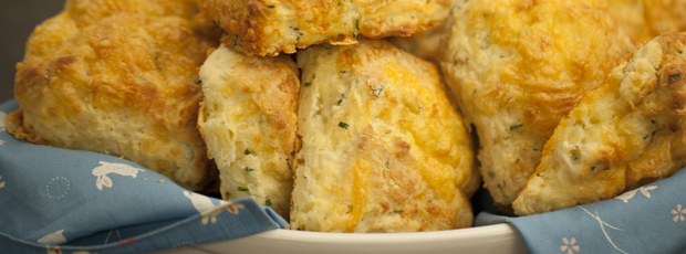 Esme's Cheese & Chive Buttermilk Scones 3