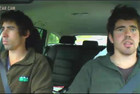 Pete and Andy Car Cam