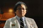 Masi Oka (as Dr. Max Bergman)