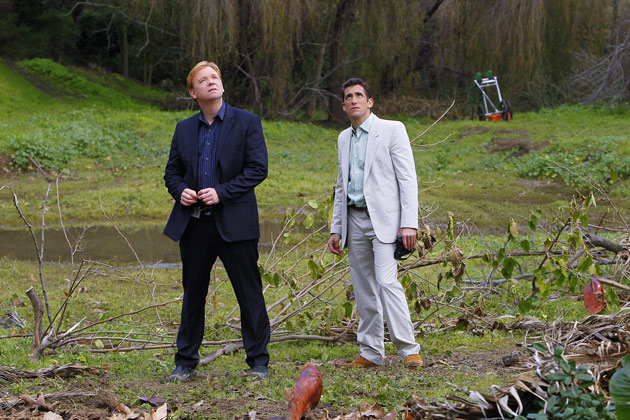 A scene from CSI: Miami - Blood Lust - Season 9, Episode 15