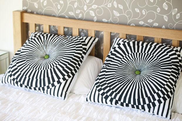 Funky cushions