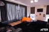 Sarah and Richard's Lounge and Hallway