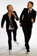 Jono and Ben.