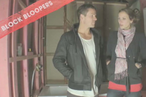 Bloopers: Libby And Ben Camera Falls