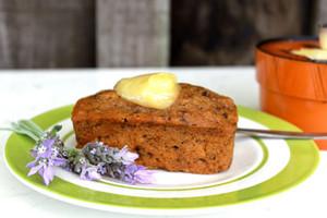 Sticky Honey Date Tea-Loaves
