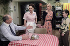 Gloria is not happy that Maxine, the waitress at Jay's favourite diner, seems to know an awful lot about his life.