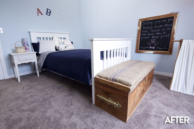 Ginny and Rhys's Child's Bedroom