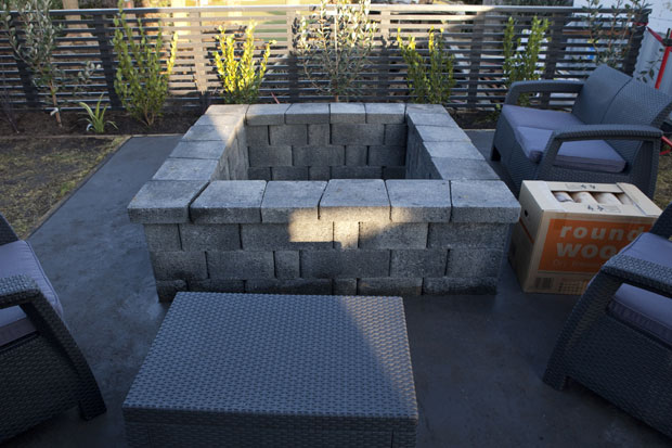What do you think of the firepit?