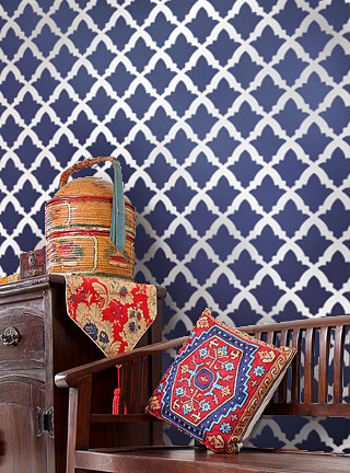 Take on a Moroccan theme