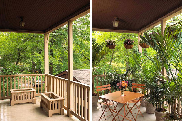 Make your deck a space that you enjoy