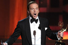 Damian Lewis wins Outstanding Actor in a Drama Series