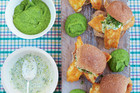 The Best Fish Babs with Mushy Peas &amp; Tartare Sauce