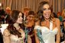 Ariel Winter and Sofia Vergara at the SAG Awards