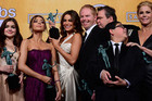 Modern Family Wins at 2013 SAG Awards