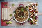 Sizzling chicken fajitas recipe - delicious and healthy!