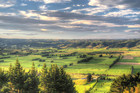 From Emad E: A nice summer afternoon from Scroggs Hill Rd near Dunedin, I was astonished by the way sun was finding its way through the clouds making such nice scenery.