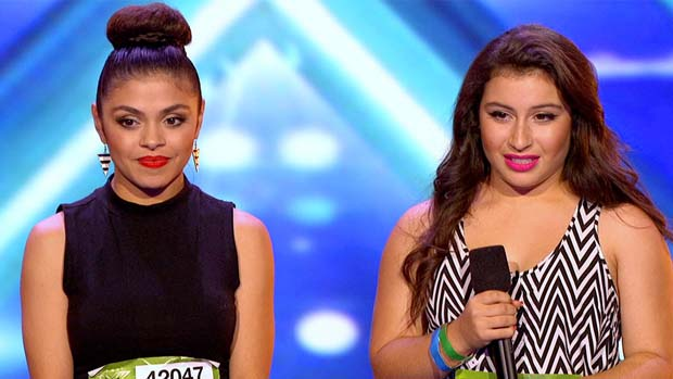 Sister duo, Shirley and Cynthia weren't pleased with the judges' comments! Better luck next time ladies.