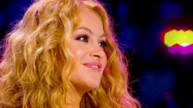 Paulina Rubio was enthralled with Carlos Guevara's performance.