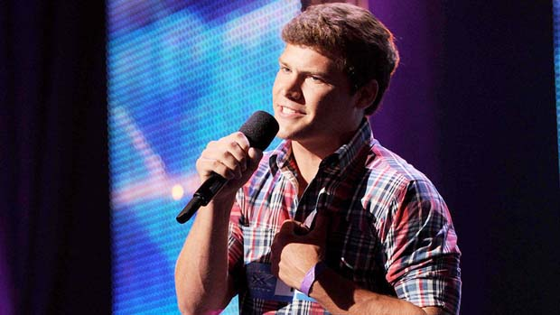 "Andrew was able to win over the judges with his performance of ""Little More You"" by Little Big Town."