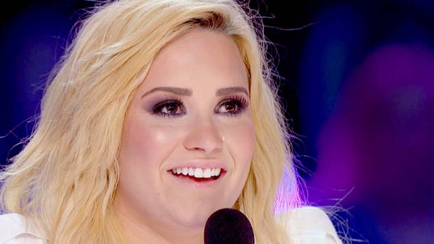 Demi Lovato is excited with the talent from X FACTOR Season 3.