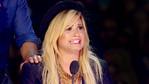 Demi was, unfortunately, not impressed.