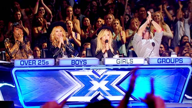 Decisions, decisions, decisions! Being an X FACTOR judge is tough work.