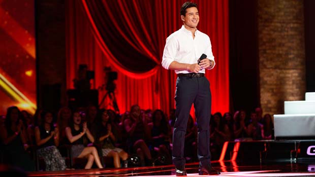 Mario Lopez sets the stage for yet another dramatic Four Chair Challenge episode.