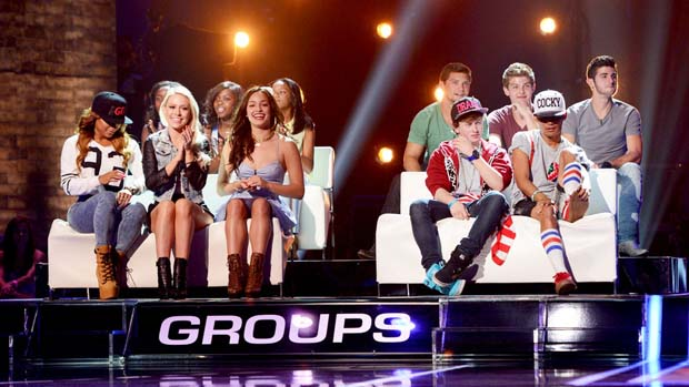 Girls United, Wild Thingz, Glamour, and Restless Road all grabbed a chair, but would they survive to the end?