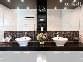 An example of a great bathroom renovation