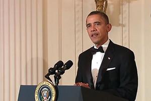 Barack dubs