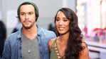 Alex & Sierra after their second chance performance on Thursday.
