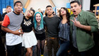 Ellona Santiago, Josh Levi, Khaya Cohen and Carlos Guevara got to hang with Season 2's Arin Ray and Beatrice Miller backstage!