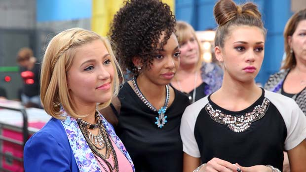 Sweet Suspense are eliminated