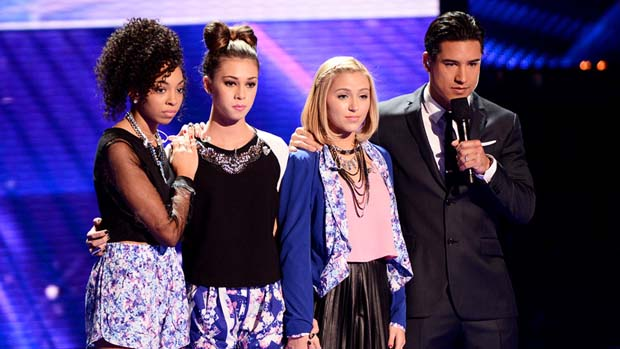 Sweet Suspense is the first act eliminated