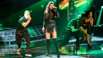 Selena Gomez performs her latest single, Slow Down