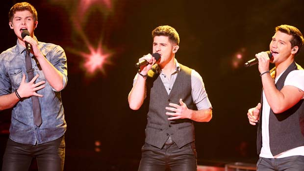 "Restless Road perform Coldplay's moving hit, ""Fix You"""