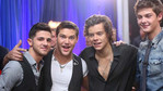 The guys of Restless Road got the thrill of a lifetime when they got to hang with Harry Styles of One Direction.