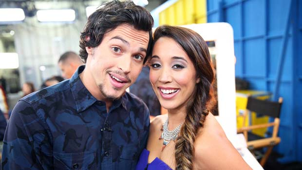 Alex and Sierra made it through another week