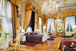 Royal Suite, Hotel Imperial, Vienna - Price approx. US $3,800 p/night