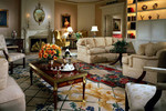 The Presidential Suite, Waldorf Astoria, NYC - price approx. US $10,000 p/night