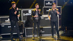 "The guys of Restless Road were nervous about this week's theme, but they able to cover Katy Perry, so Motown should be ""Easy."""